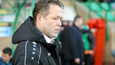 Trener Jurij Szatałow