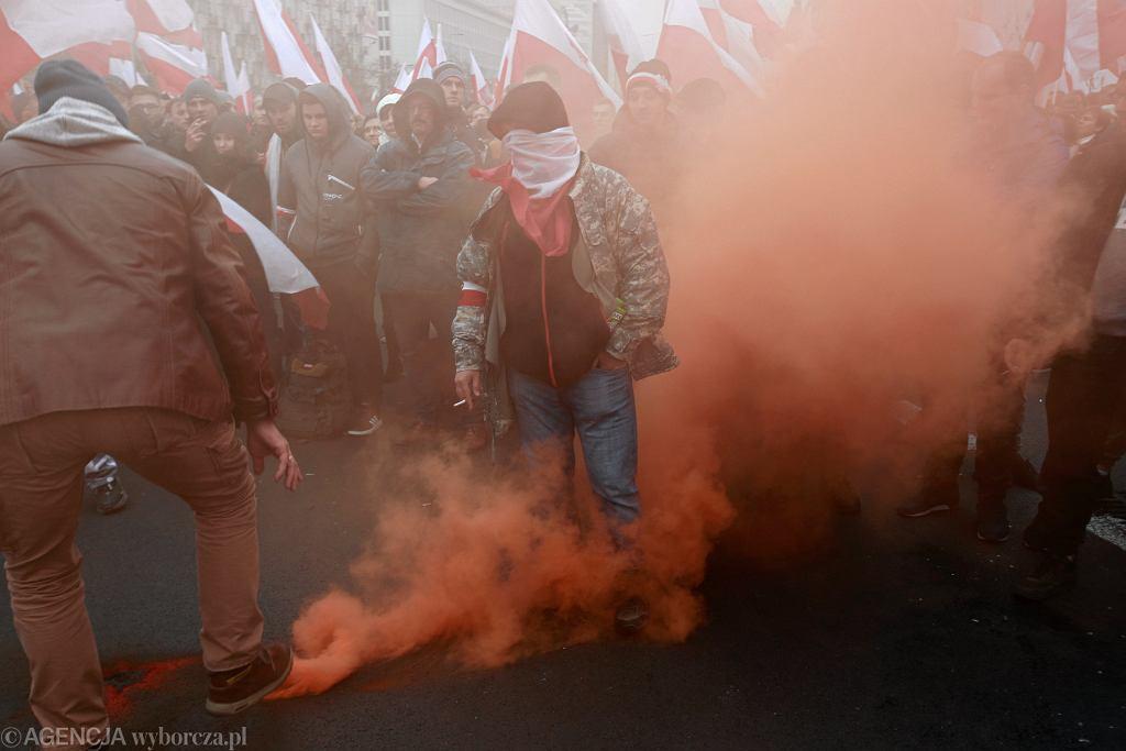 Marsz Dla Ciebie Polsko w Warszawie