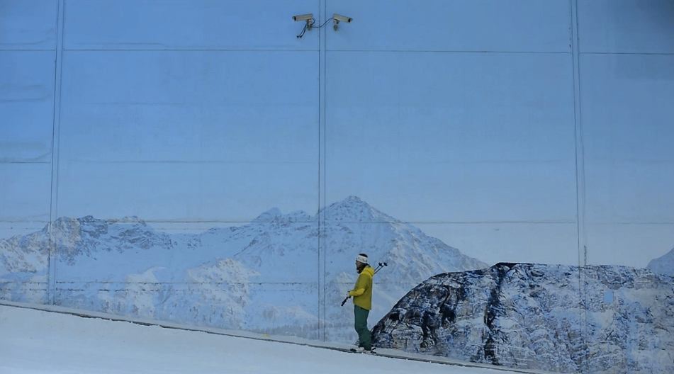 Skier's Journey 3