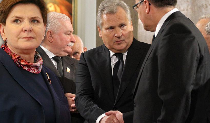 Byli prezydenci, Beata Szydło