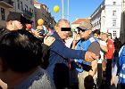 Wójt gminy Żelazków zatrzymany podczas Marszu Równości w Kaliszu. Naruszył nietykalność policjanta