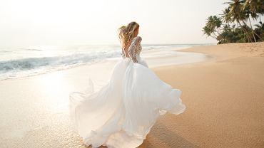 Panna młoda odwołała ceremonię i przebiegła 600 km w sukni ślubnej. Ma ważne przesłanie