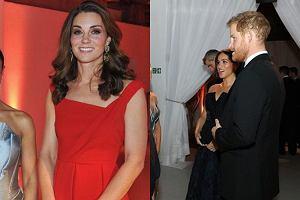 księżna Kate, Meghan Markle na bankiecie Royal Foundation