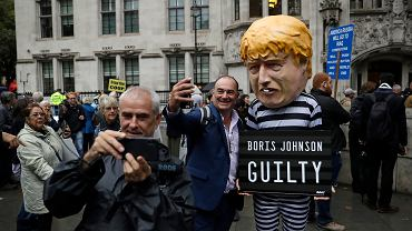 Wielka Brytania. Sąd Najwyższy uznał, że Boris Johnson zawiesił prace parlamentu niezgodnie z prawem.