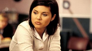 "Tiffani Thiessen jako Valerie Malone w serialu ""Beverly Hills 90210"""
