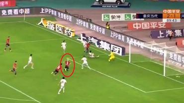 Mierzejewski strzelił gola dla Chongqing Lifan