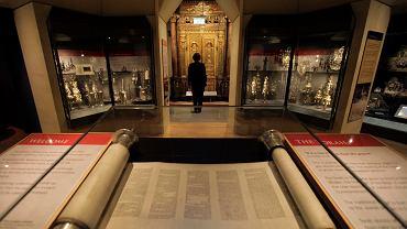 Muzeum Żydowskie w Londynie.