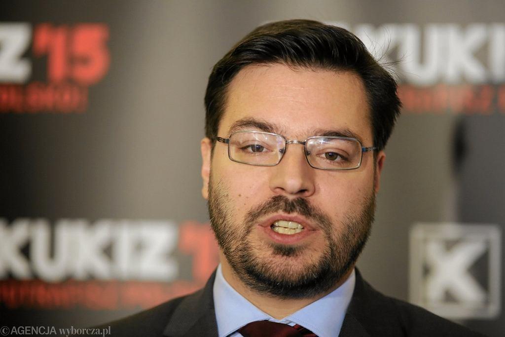 Wyniki wyborów 2019. Wicemarszałek Sejmu, poseł Kukiz'15 Stanisław Tyszka