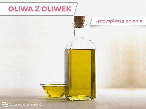 Oliwa z oliwek na opryszczkę