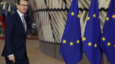 Mateusz Morawiecki na szczycie ws. brexitu