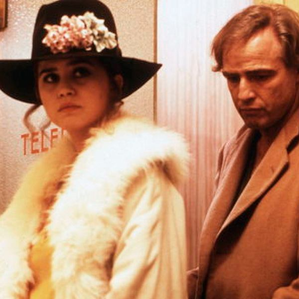 Kadr z filmu 'Ostatnie tango w Paryżu'