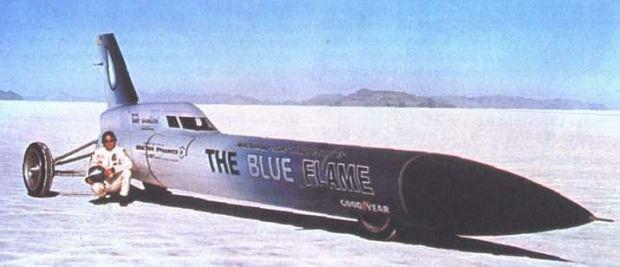 Blue Flame | Gary Gabelich