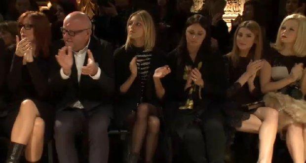 baczyńska, rubik, tusk, kasia tusk, anja rubik, paryż, paris fashion week, 2014