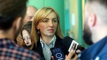 Radca prawny Barbara Garlacz, specjalizująca się m.in. w sprawach dotyczących frankowiczów