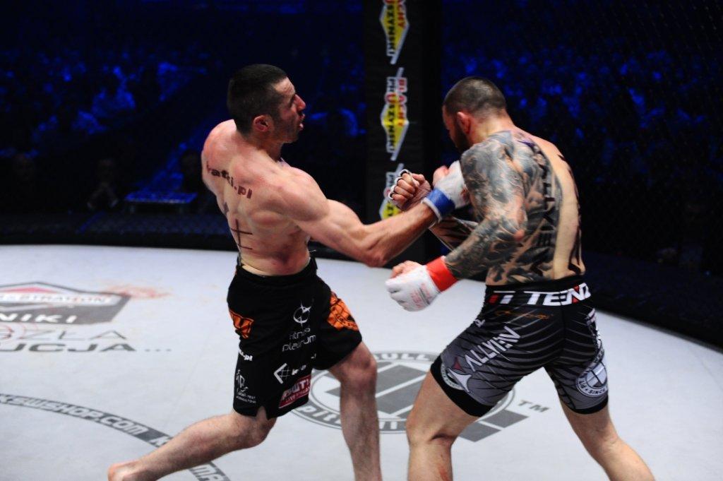 KSW31. Michał Materla vs Tomasz Drwal