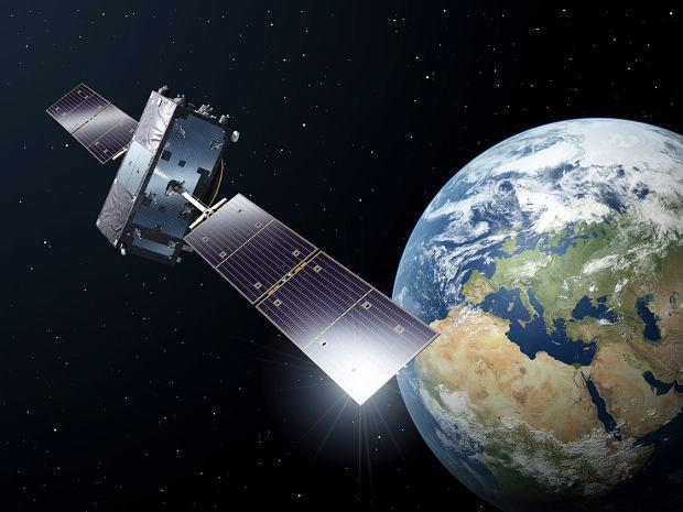 Kosmiczny bubel Europy? Nowe problemy z nawigacją Galileo