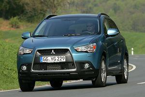Mitsubishi ASX vs. Suzuki Grand Vitara - japońskie crossovery sprzed dekady
