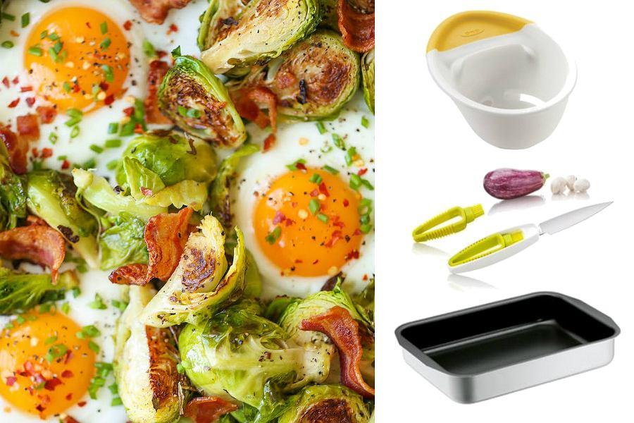 Potrawy z jajek - zapiekanka / fot. damndelicious.net / mat. partnera