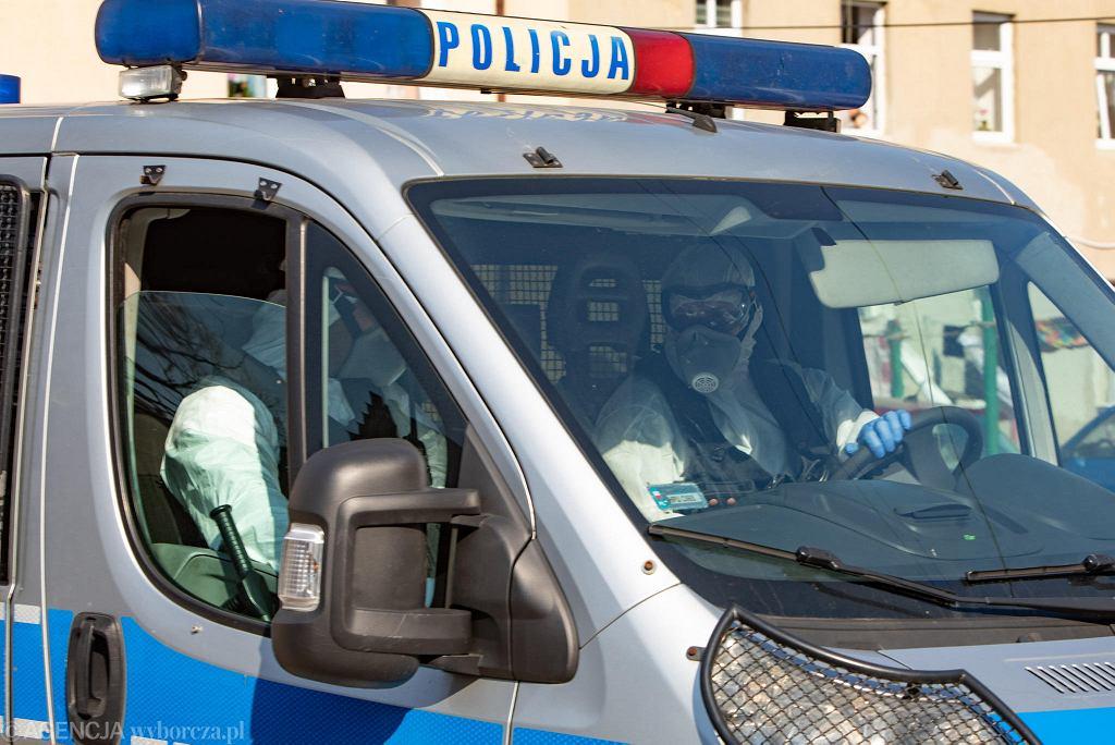 Koronawirus. 55-latek uciekł z izolacji. Trafił do aresztu na dwa miesiące (zdjęcie ilustracyjne)