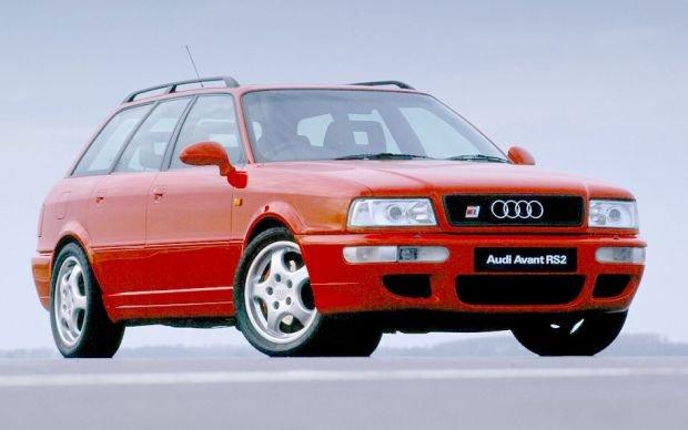 Audi RS2 Avant (fot. Audi)