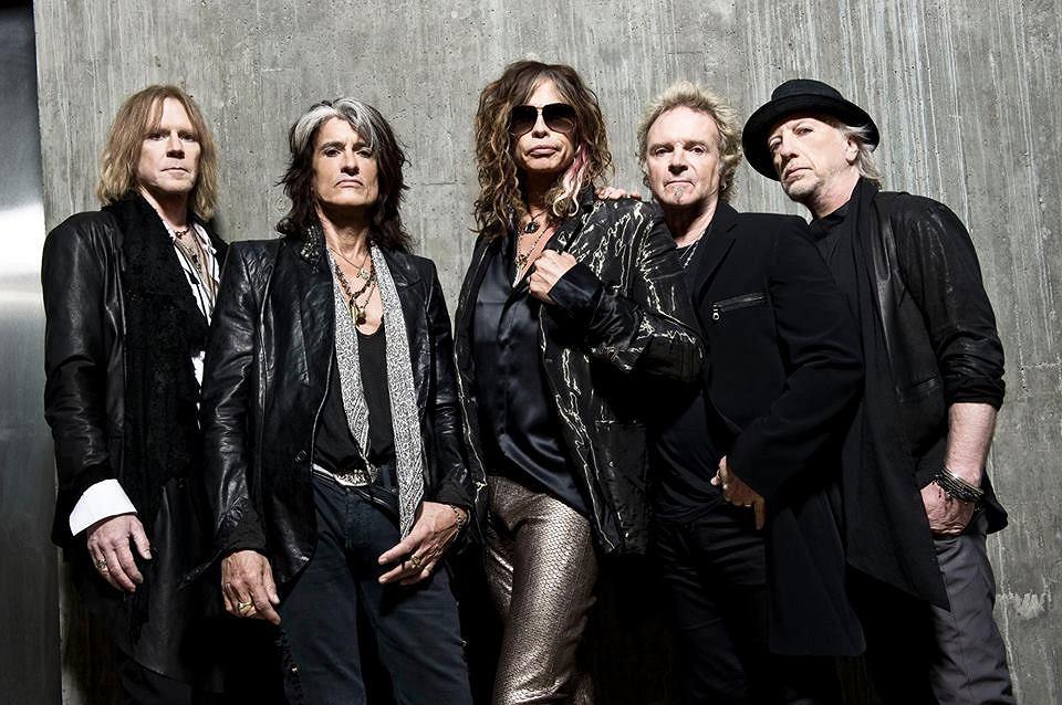 Aerosmith / Facebook