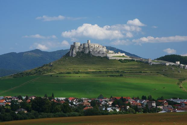 Słowackie zamki - Zamek Spiski / fot. Ronnie Macdonald CC BY Flickr.com