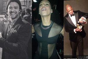 Alicia Keys, Jay-Z, Justin Timberlake