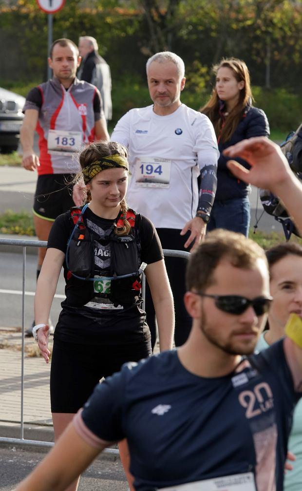 Zdjęcie numer 92 w galerii - Ponad 1200 biegaczy na starcie 37. Toruń Maraton, wygrał Łukasz Oskierko [ZDJĘCIA]
