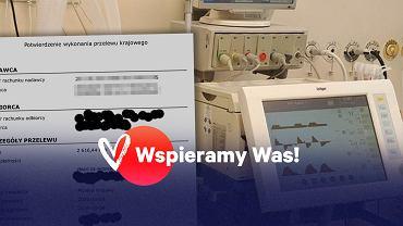 Karczewski o 50 tys. zł dla anestezjologa. Jeden z nich pokazał nam przelew. 2600 zł za pół etatu