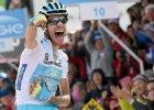 Vuelta a Espana. Fabio Aru nowym liderem. Majka czwarty w wyścigu. Froome i Tinkoff pod znakiem zapytania