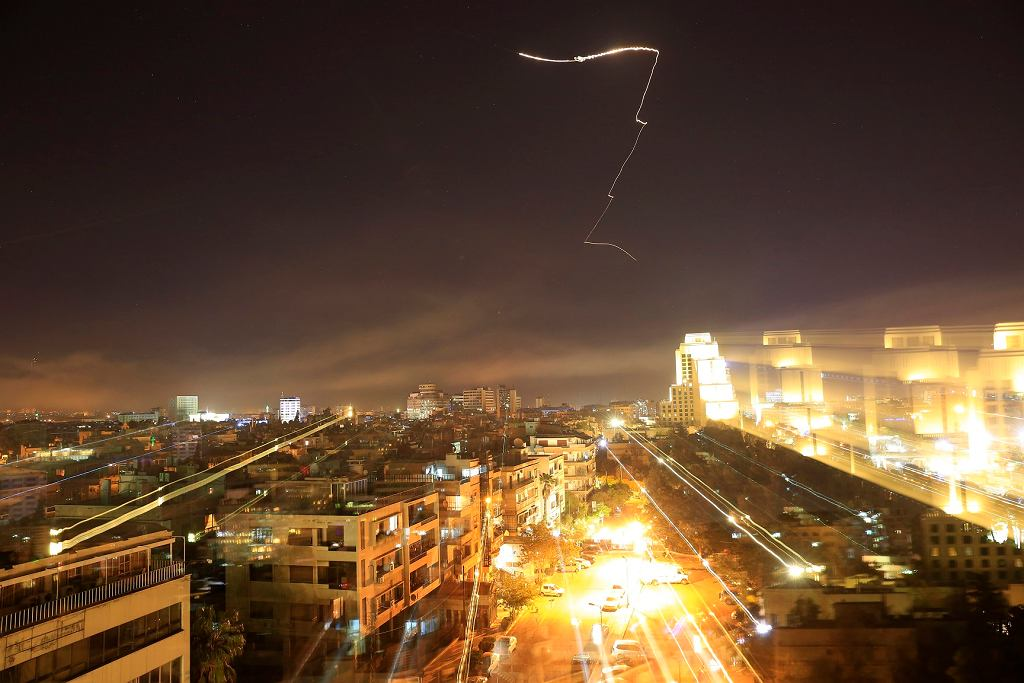 Atak w Syrii