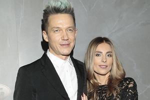 Wojtek Mazolewski i Katarzyna Zawadzka potwierdzili związek