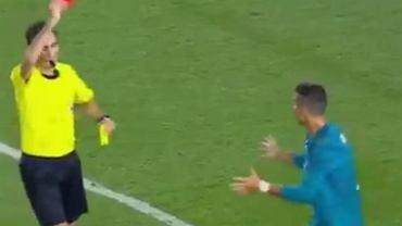 Reakcja Ronaldo