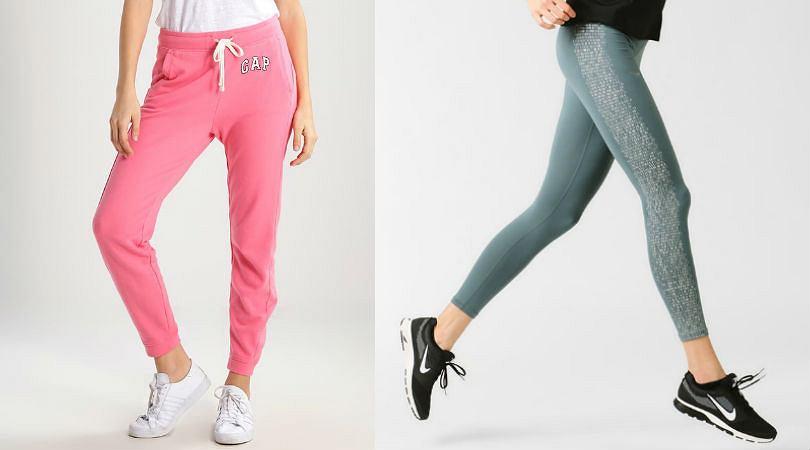 Kolaż / Spodnie dresowe i legginsy / Materiały partnera