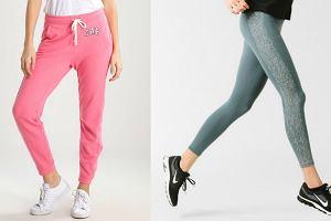 Nowości, przeceny, wyprzedaże: legginsy, szorty i spodnie dresowe w niskich cenach