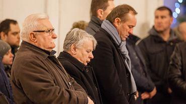 W Bazylice Mariackiej trwa msza ekumeniczna w intencji zmarłego prezydenta