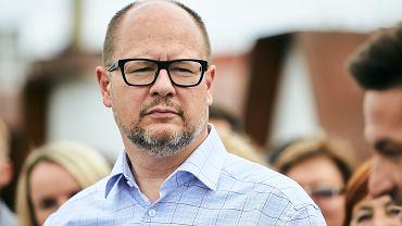 Paweł Adamowicz, sierpień 2018 r.