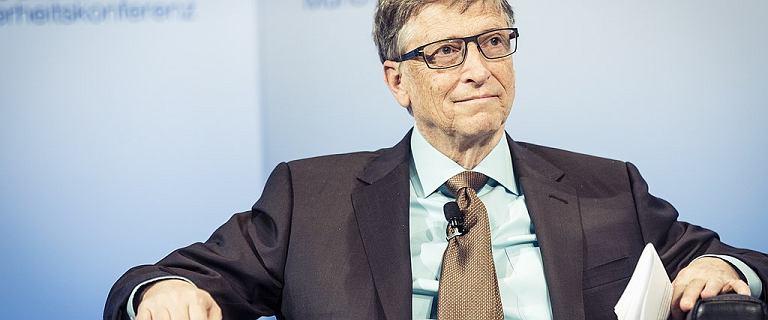 Ranking najbogatszych ludzi na świecie. Bill Gates ponownie liderem