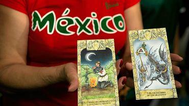 Karty tarota mają pomóc reprezentacji Meksyku