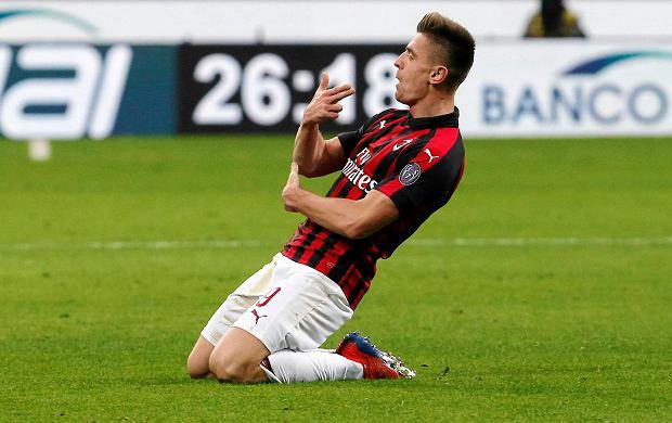 Krzysztof Piątek już strzela w barwach AC Milan
