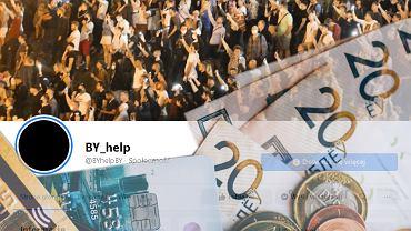 Komitet Śledczy Białorusi zablokował w tym tygodniu kilkadziesiąt kont bankowych ofiar siłowików, które otrzymywały pomoc finansową od fundacji By_help.
