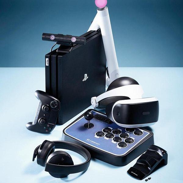 PS 4 Pro i akcesoria