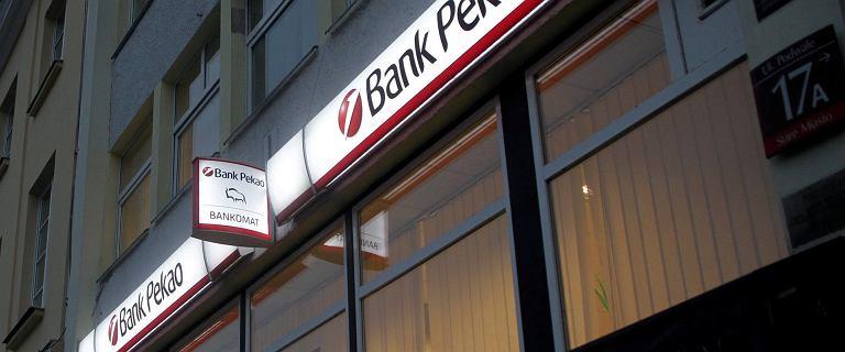 """Syn Mariana Banasia odchodzi z Banku Pekao. """"Moja suwerenna decyzja"""""""