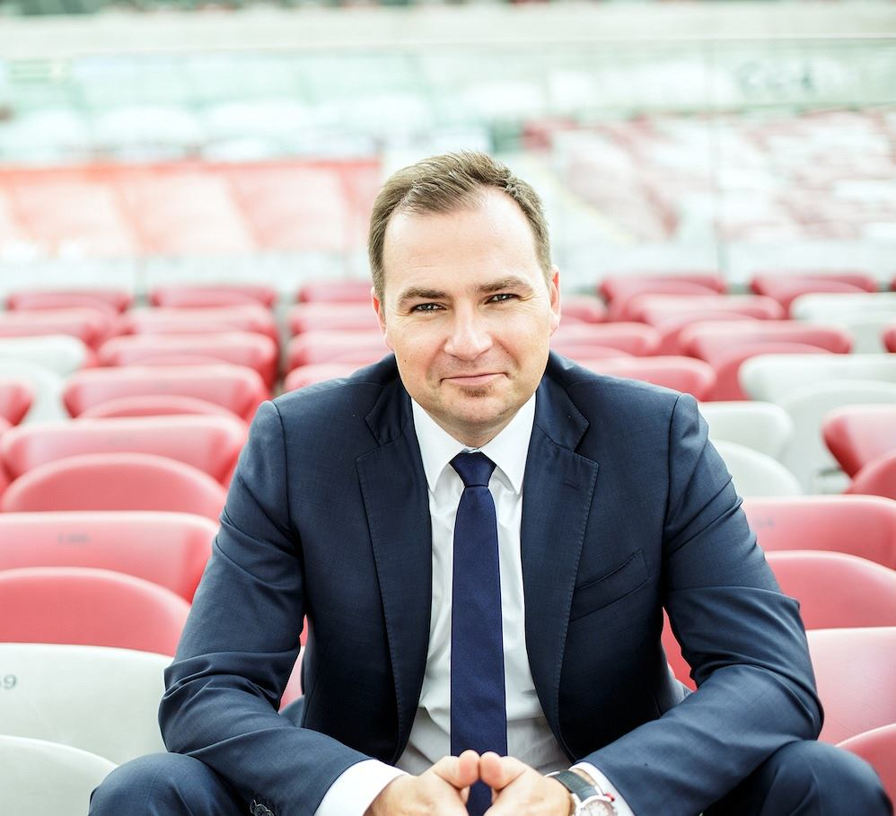 Jakub Opara, dotychczasowy prezes PL.2012+ przeszedł do zarządu spółki Orlen Paliwa