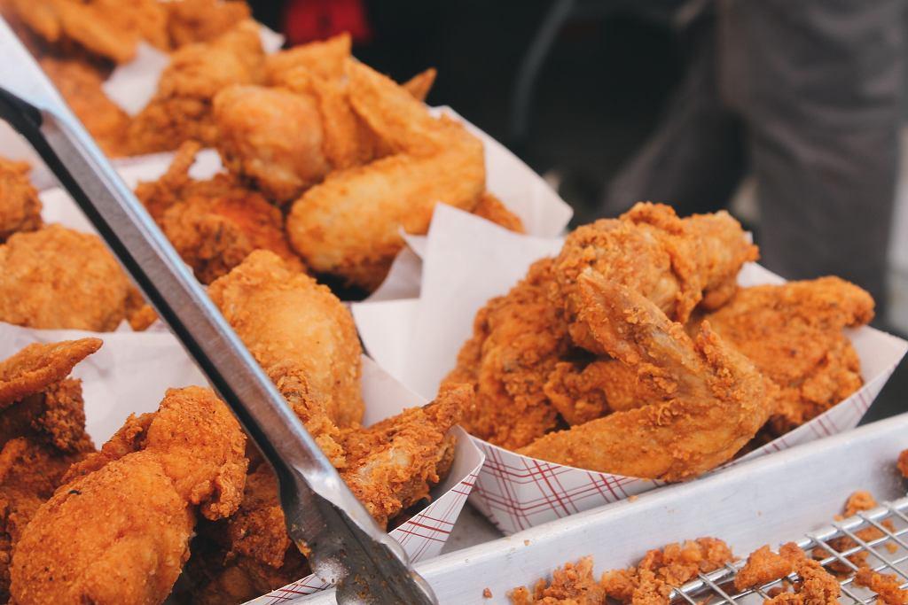 kurczak kalorie