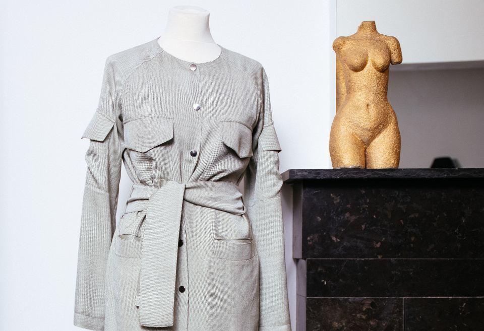 'Jestem w stanie ubrać każdą sylwetkę' - mówi Dorota Goldpoint