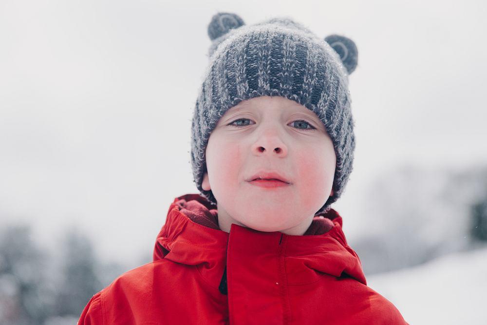Jedną z przyczyn rumieńców na twarzy jest zmiana temperatury