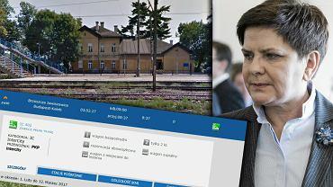 Nowe połączenia kolejowe w gminie Brzeszcze