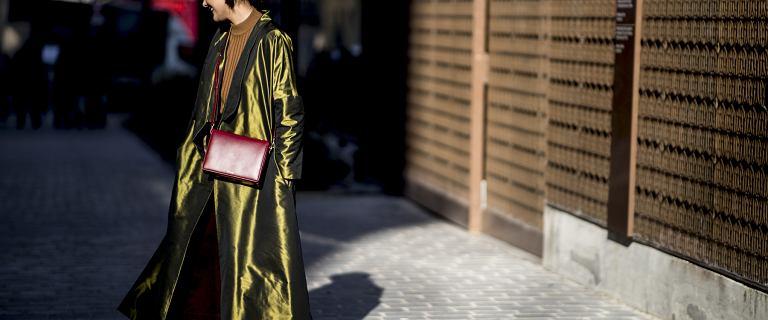 Nawet najbardziej wymagająca kobieta doceni te płaszcze! Nowości Pinko królują na ulicach