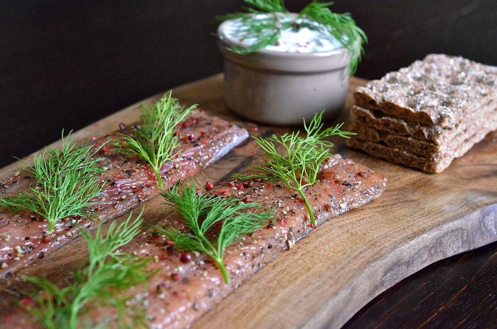 Wasa z łososiem to zdrowe i smaczne połączenie.